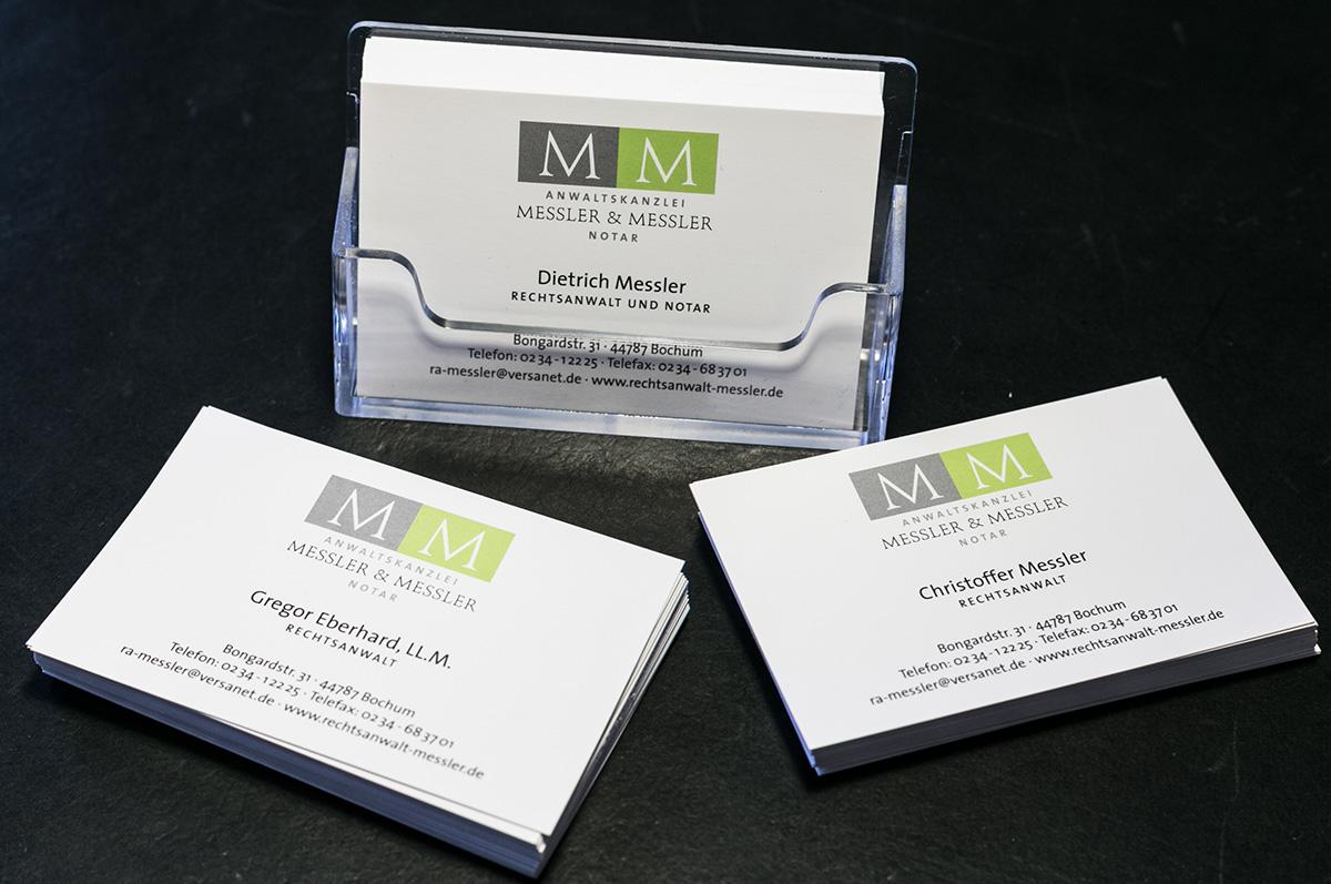 Anwaltskanzlei MESSLER & MESSLER | Rechtsanwalt und Notar in Bochum